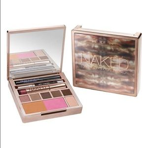 Urban Decay Naked On The Run pallet